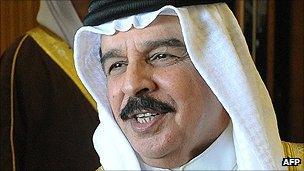 Sheikh Hamad bin Isa Al Khalifah, King of Bahrain