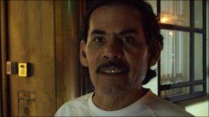 Omar, from El Salvador