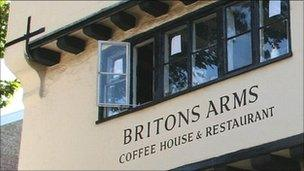 Britons Arms, Elm Hill, Norwich