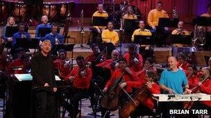 Cerddorfa Genedlaethol Gymreig y BBC