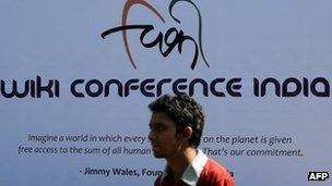 Wikipedia hosts India conference amid expansion push