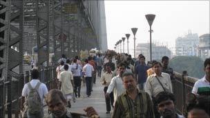 Howrah Bridge, Calcutta