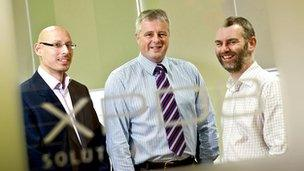 Peter Saunders, Ian Cooper, Jeremy Lai