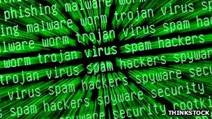 Hacking graphic