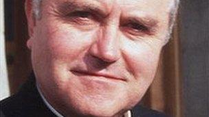 The retired Bishop of Derry Seamus