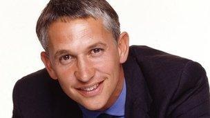 Gary Lineker, Match Of The Day presenter