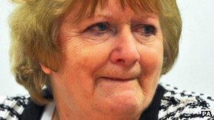 Maureen Barrow, Nellie Geraghty's sister