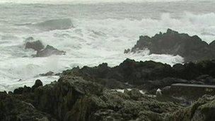 County Down coast