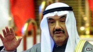 Sheikh Nasser al-Mohammad Al Sabah