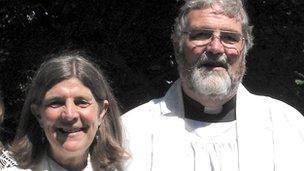 Mary a David Dunn