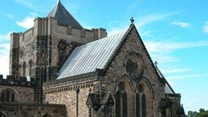 Eglwys Gadeiriol Bangor