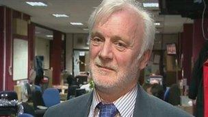 Gareth Pierce, Prif Weithredwr CBAC