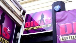 Diva's Nightclub, Plymouth