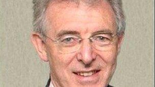 Gerald Holtham