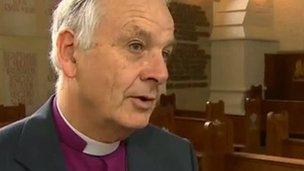 Archesgob Cymru, Dr Barry Morgan