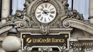 Unicredit branch