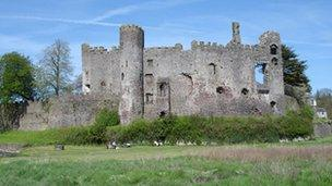 Castell Talacharn