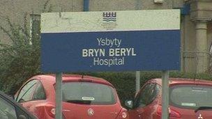 Ysbyty Bryn Beryl, Pwllheli