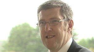 John O'Dowd