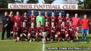 Cromer Town Football Club