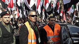 Arab League monitors