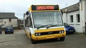 Bws Express motors