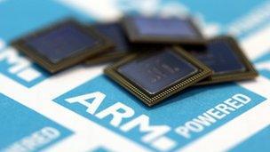 ARM processors