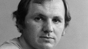 Emyr Daniel yn 1978