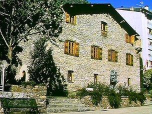 ANDORRA LA VELLA PARLIAMENT HOUSE
