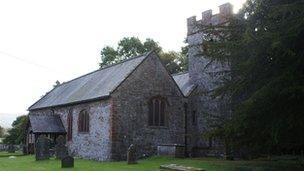 Eglwys Sant Dyfnog