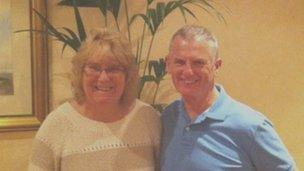Patricia a John Bonthron