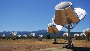 Seti Live website to crowdsource alien life