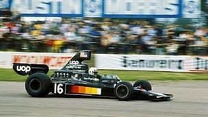 Car Tom Pryce