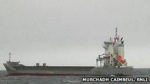 Dealbh: Murchadh Caimbeul, RNLI