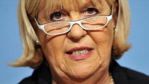 Ysgrifennydd Cymru, Cheryl Gillan