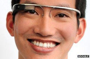Google unveils Project Glass augmented reality eyewear