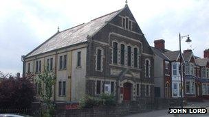 Eglwys New Jerusalem