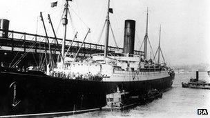 SS Carpathia
