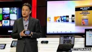Kazuo Hirai, Sony chief executive