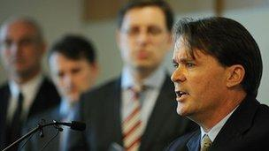Australian Federation against Copyright Theft (AFACT) Managing Director Neil Gane