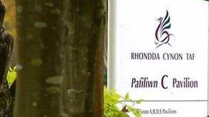 Pencadlys Cyngor Sir Rhondda Cynon Taf