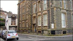 Llys Ynadon Aberystwyth