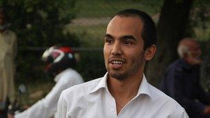 Sajjad Hussain Changezi