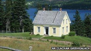 An Clachan Gàidhealach