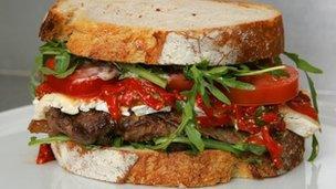 Sandwich (food)
