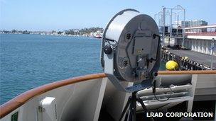 The LRAD 1000Xi