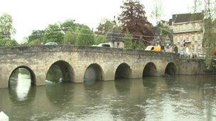 Town Bridge, Bradford on Avon