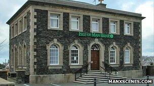 Isle of Man Bank Kirk Michael