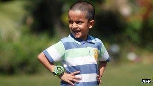 Sahil Saeed in 2010
