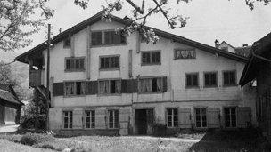 The first factory that produced Swiss Army knives